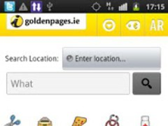 old goldenpages.ie 1.3.2 Screenshot