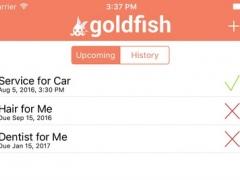 Goldfish Reminders 1.0.0 Screenshot