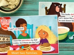 Goldilocks and Little Bear by Nosy Crow 1.0.2 Screenshot
