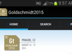 Goldschmidt2015 1.0.3 Screenshot