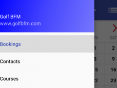 Golf Booking and Fixtures 2.20 Screenshot