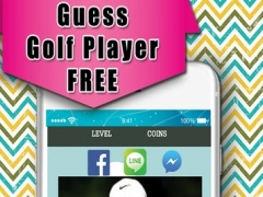 Golf Players Quiz Maestro Trivia Game Guess The Picture 1.0 Screenshot