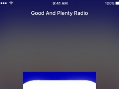 Good And Plenty Radio 4.1.15 Screenshot
