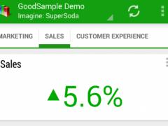 Good Dashboard 1.0 Screenshot