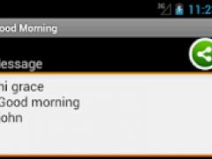Good Morning Card and GIF 1.21 Screenshot