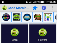 Good Morning SMS Status,Images 15.0 Screenshot