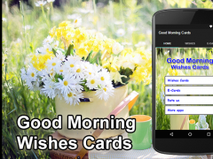 Good Morning : Wishes Cards 1.0 Screenshot