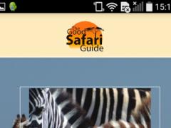 Good Safari Guide 1.0.0 Screenshot