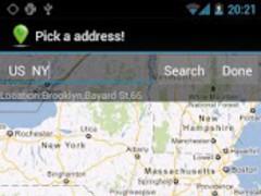 Goodev Location Picker 1.1 Screenshot