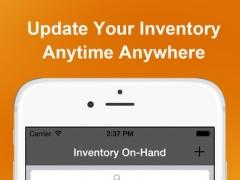 Goods Order Inventory 2.1.1 Screenshot