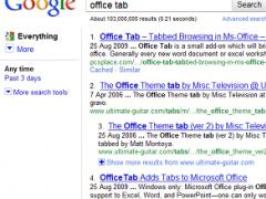Google Ordered Lists for Chrome 1.10 Screenshot