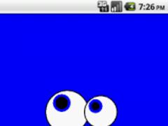 Googly Eyes Live Wallpaper 1.1 Screenshot