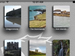 GOT Locations 1.3 Screenshot
