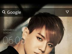 GOT7_yugyeom dodol theme 4.1 Screenshot