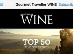 Gourmet Traveller Wine Digital Edition 2.0.0 Screenshot