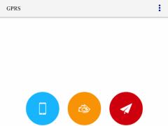 GPRS Mobile App 3.0.1 Screenshot