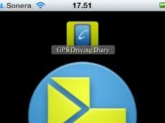 GPS Driving Diary 1.2 Screenshot