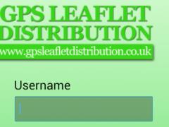 GPS Leaflet Distribution 1.2 Screenshot