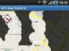 GPS Map Explorer 1.1.0 Screenshot