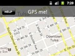 GPS me! 1.1 Screenshot