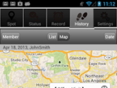 GPS Punch! 3.4.2.1 Screenshot