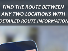 GPS Route Finder & Direction 1.0 Screenshot