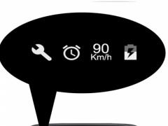 GPS Speed Meter & Speed Alert 1.0.2 Screenshot