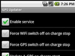 GPS Updater 1.03 Screenshot