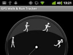 GPS Walk and Run Tracker 1.12 Screenshot