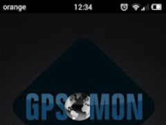 GPSMon - GPS Tracking Monitor 1.0 Screenshot