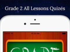 Grade 2 All Lessons Quiz 1.0 Screenshot