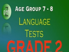Grade 2 Language 1.2 Screenshot