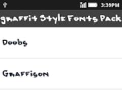 Publisher Fonts