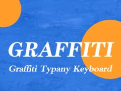 Graffiti Typany Theme 2.2 Screenshot