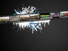 Graffiti Unlimited Pro 1.61 Screenshot