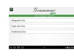 Grammar App by TapToLearn 1.2 Screenshot