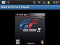 Gran Turismo 5 Cheats 1.0 Screenshot