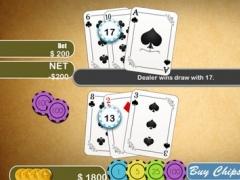 Grand American BlackJack Master - Good chips betting casino table 1.4 Screenshot