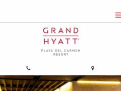 Grand Hyatt Playa Del Carmen 1.60 Screenshot