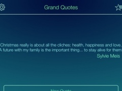 Grand Quotes - One Minute Inspiration 1.4 Screenshot