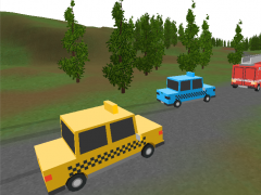 Grand Taxi Drift Racing 1.0 Screenshot