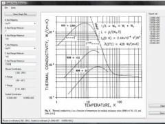 Graph Data Extractor  Screenshot