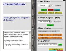 GRE-AT! Verbal Warfare! 1.00 Screenshot