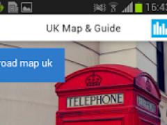 Great Britain Map Offline UK 5.0 Screenshot