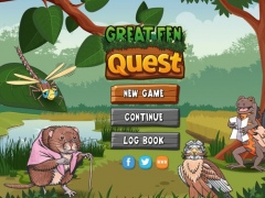 Great Fen Quest 1.0.1 Screenshot