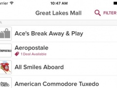 Great Lakes Mall, powered by Malltip 1.0.1 Screenshot