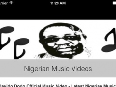GreatApp - for Barry Wonder - Yoruba Singer Songwriter 1.0 Screenshot