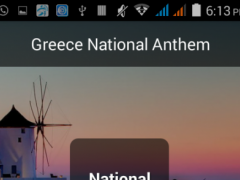 Greece National Anthem 1.0 Screenshot
