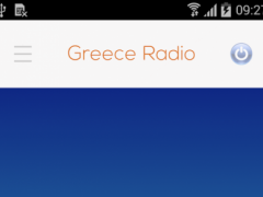 Greece Radio, Greek Radio 2.1.0 Screenshot