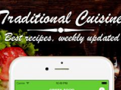 Greek Cuisine Recipes Cookbook 1.0 Screenshot